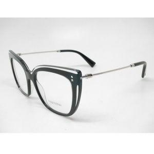 Valentino VA 3021 5086 Transparent/Black Eyeglass